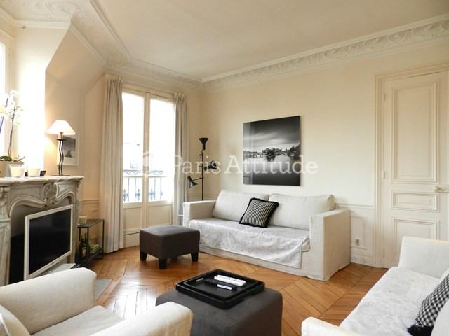 Rent Apartment 2 Bedroom 75m² rue de Mezieres, 75006 Paris