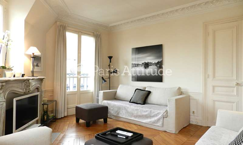 Rent Apartment 2 Bedroom 75m² rue de Mezieres, 75006 Paris