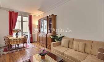 Rent Apartment 1 Bedroom 61m² rue Arsene Houssaye, 8 Paris