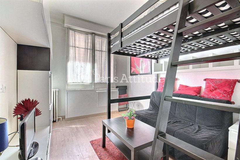 Aluguel Apartamento mobiliado Quitinete 17m² rue Saint Lambert, 75015 Paris