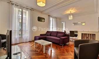 Location Appartement 2 Chambres 70m² rue de la Tour, 16 Paris