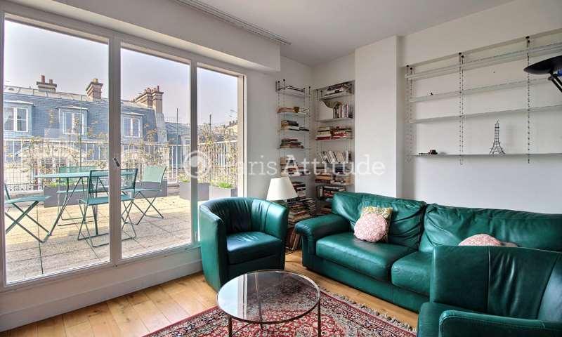 Rent Apartment 2 Bedroom 63m² rue Mayet, 75006 Paris