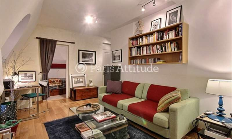 Aluguel Apartamento 1 quarto 35m² rue Bonaparte, 6 Paris