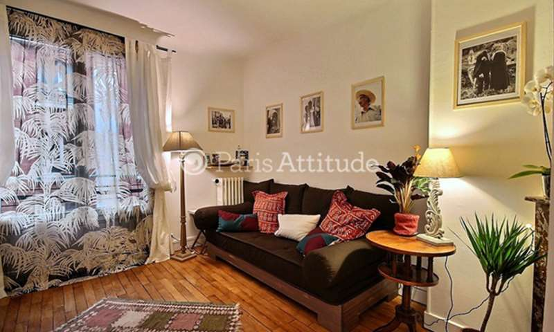 Rent Apartment 1 Bedroom 35m² cours de Vincennes, 75012 Paris