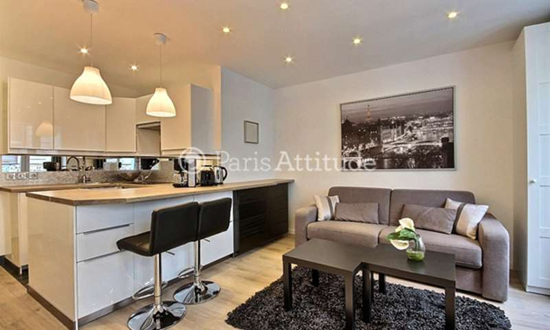 Rent Apartment 1 Bedroom 45m² rue Poissonniere, 75002 Paris