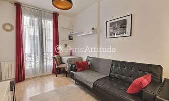 Rent Apartment 1 Bedroom 32m² rue Keller, 11 Paris