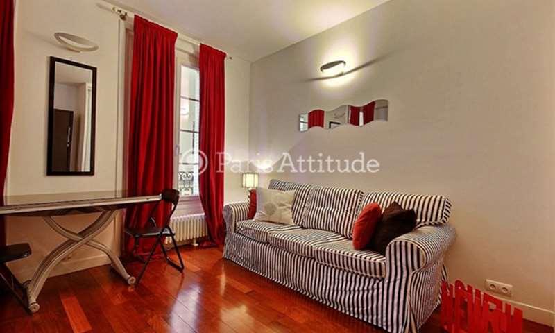 Location Appartement Studio 20m² avenue de Tourville, 7 Paris