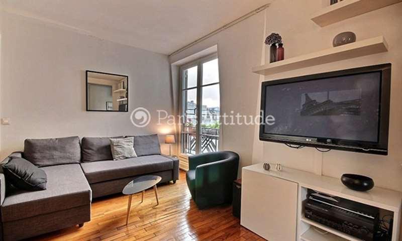 Location Appartement 2 Chambres 57m² rue Tesson, 75010 Paris