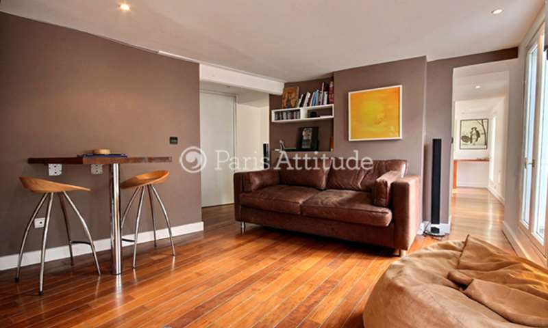 Location Appartement 1 Chambre 44m² rue de Douai, 75009 Paris