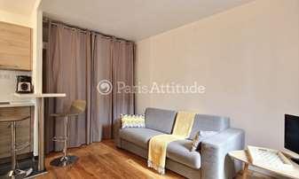 Rent Apartment Studio 20m² avenue Parmentier, 11 Paris
