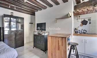 Location Appartement Studio 17m² rue de Clery, 2 Paris