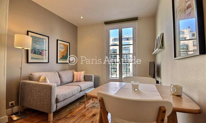 Rent Apartment 1 Bedroom 25m² avenue d Italie, 75013 Paris