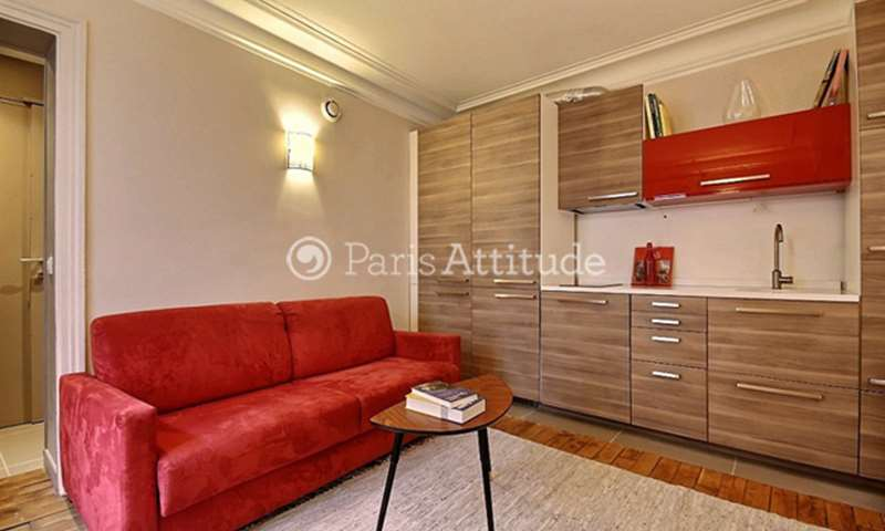 Rent Apartment 1 Bedroom 34m² rue Eugene Süe, 18 Paris