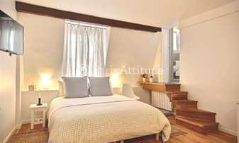 Rent Apartment Studio 25m² rue du Cherche Midi, 6 Paris