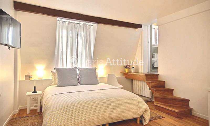 Aluguel Apartamento Quitinete 25m² rue du Cherche Midi, 6 Paris