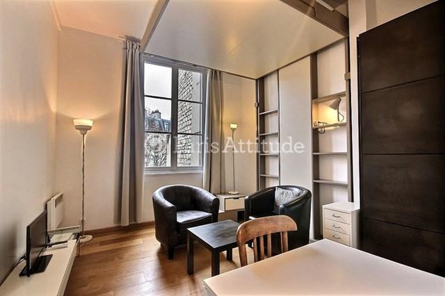 Location Appartement Studio 21m² Quai de la Tournelle, 75005 Paris