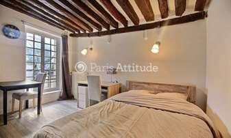 Rent Apartment Studio 19m² rue Saint Severin, 5 Paris