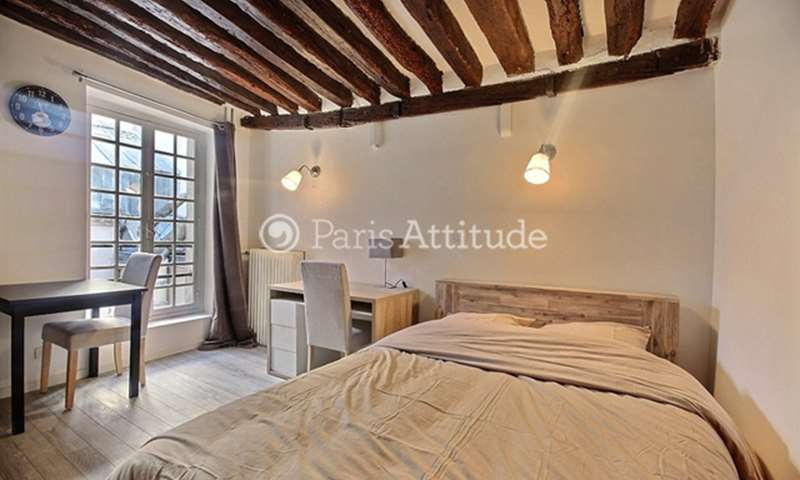 Rent Apartment Studio 19m² rue Saint Severin, 5 Paris