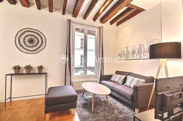 Rent Apartment 1 Bedroom 33m² rue Bargue, 75015 Paris