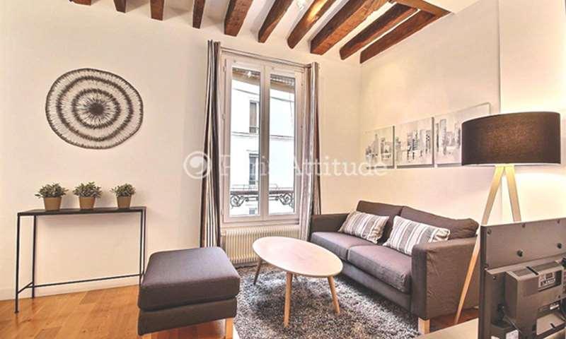 Rent Apartment 1 Bedroom 33m² rue Bargue, 15 Paris