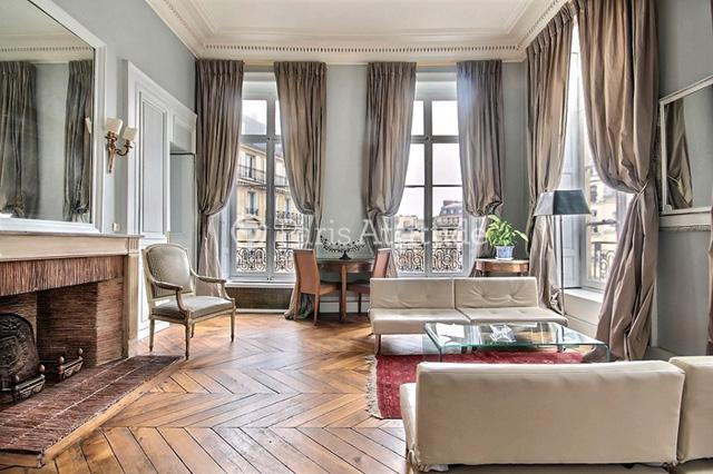 Rent Apartment In Paris 75006 90m Saint Germain Des Pres Ref 11276