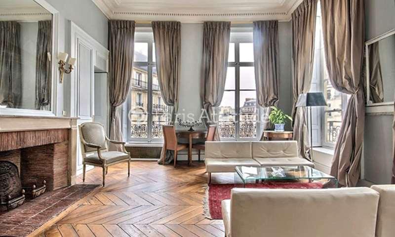 Rent Apartment 2 Bedroom 90m² rue de Conde, 75006 Paris