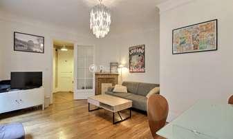 Rent Apartment 1 Bedroom 44m² rue du Moulinet, 13 Paris