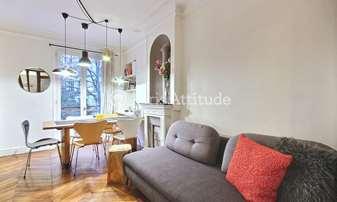 Rent Apartment 2 Bedrooms 35m² rue Muller, 18 Paris
