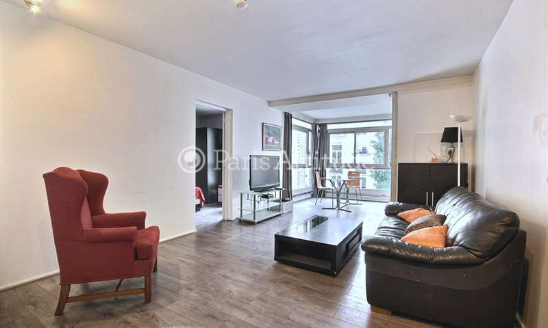 Rent Apartment 1 Bedroom 60m² rue Chanez, 75016 Paris