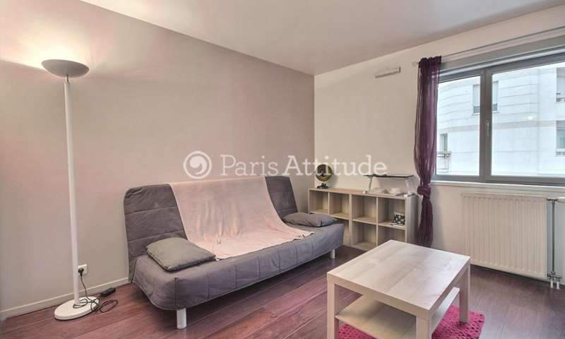 Rent Apartment Studio 18m² Rue Victor Hugo, 92300 Levallois Perret