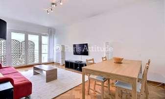 Rent Apartment 1 Bedroom 55m² rue des Patures, 16 Paris