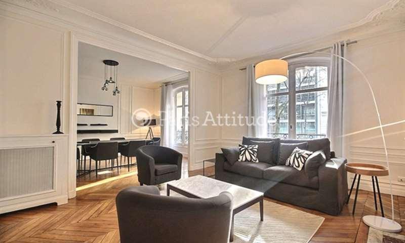 Aluguel Apartamento 3 quartos 122m² avenue de La Bourdonnais, 75007 Paris