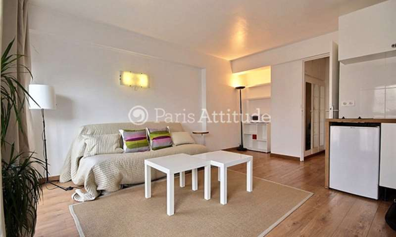 Rent Apartment Studio 22m² rue Nicolet, 18 Paris