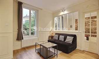 Rent Apartment 1 Bedroom 27m² rue de la Butte aux Cailles, 13 Paris
