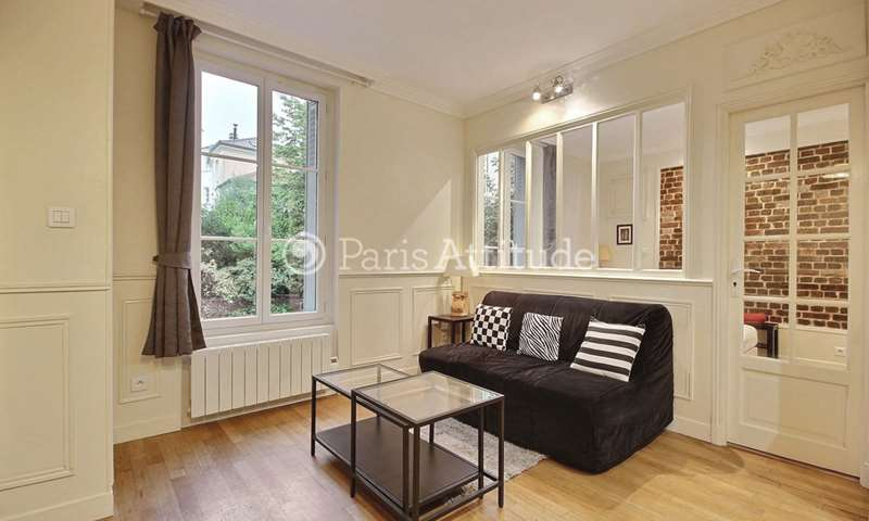 Rent Apartment 1 Bedroom 27m² rue de la Butte aux Cailles, 13 Paris