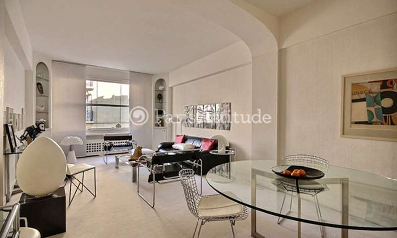 Rent Apartment 2 Bedroom 98m² avenue Paul Doumer, 75016 Paris