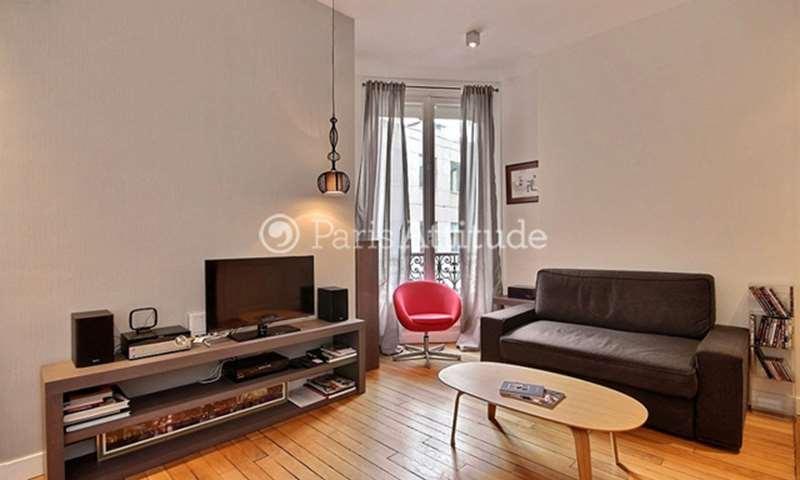 Rent Apartment 1 Bedroom 37m² rue de Teheran, 75008 Paris