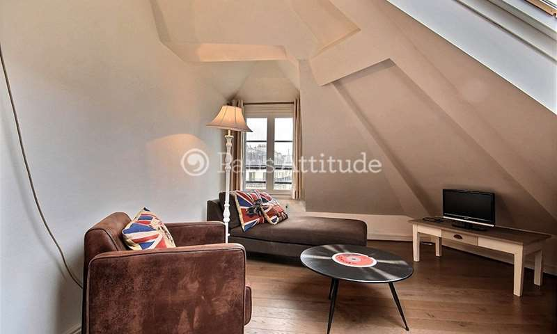 Rent Apartment 1 Bedroom 24m² rue de Chevreuse, 6 Paris