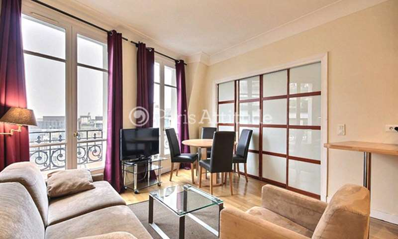 Location Appartement 2 Chambres 50m² rue d Odessa, 14 Paris