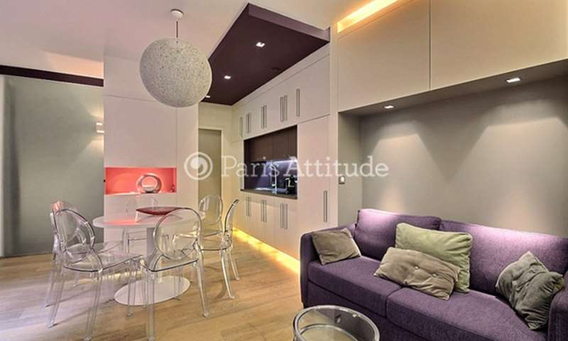 Rent Apartment 2 Bedroom 45m² rue Bailleul, 75001 Paris