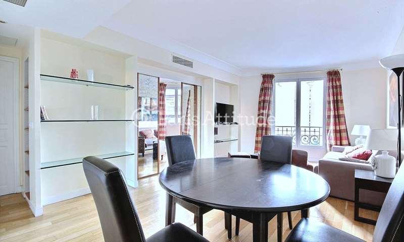 Rent Apartment 2 Bedroom 60m² rue d Odessa, 75014 Paris
