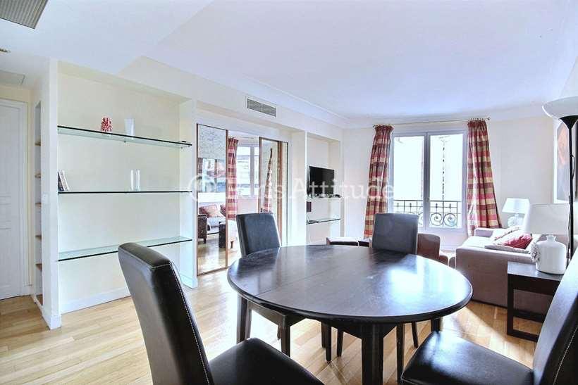 Louer Appartement meublé 2 Chambres 60m² rue d Odessa, 75014 Paris