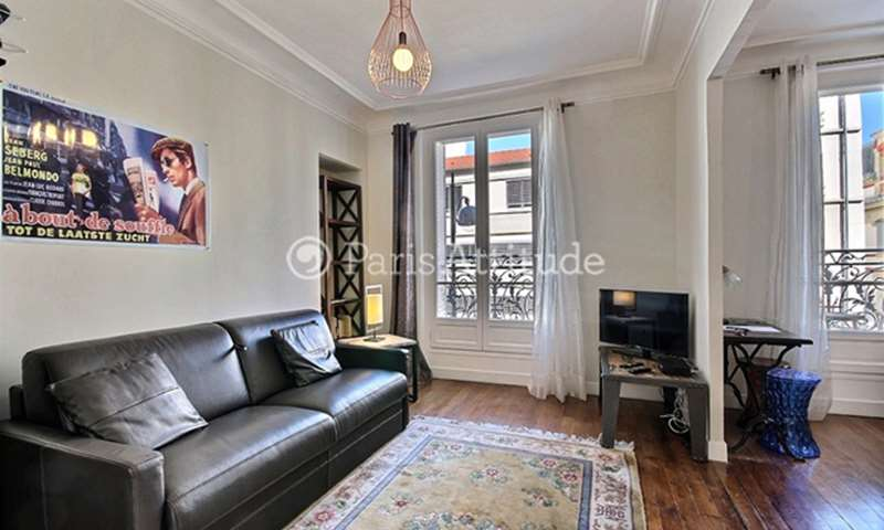 Rent Apartment 1 Bedroom 55m² rue Trousseau, 75011 Paris