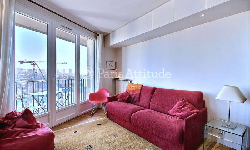 Rent Apartment Studio 35m² avenue Rene Coty, 75014 Paris