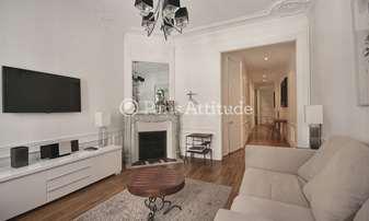Aluguel Apartamento 2 quartos 70m² rue Faraday, 17 Paris