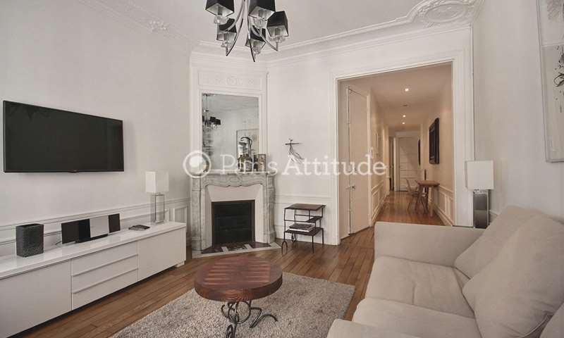 Rent Apartment 2 Bedrooms 70m² rue Faraday, 17 Paris
