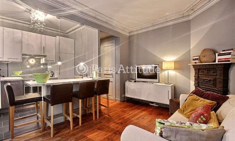 Rent Apartment 1 Bedroom 38m² rue Gramme, 75015 Paris