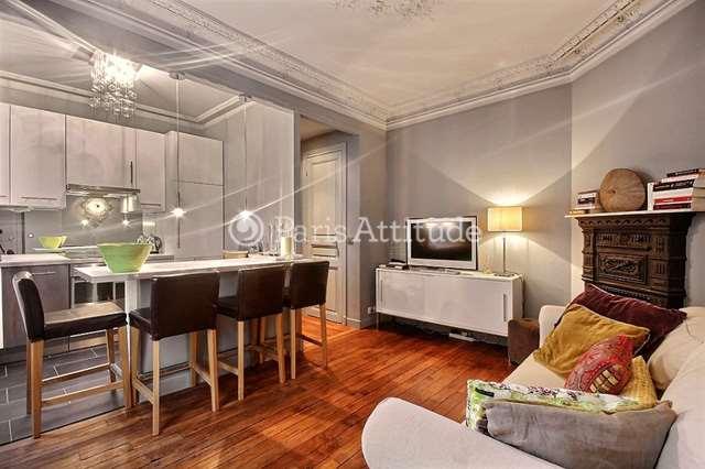 louer un appartement paris 75015 38m commerce ref 11386. Black Bedroom Furniture Sets. Home Design Ideas
