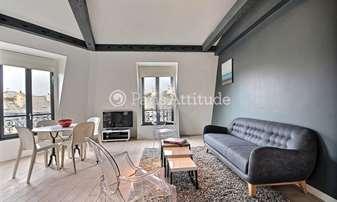Rent Apartment 2 Bedrooms 59m² rue de La Tremoille, 8 Paris