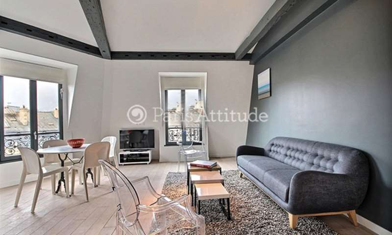Location Appartement 2 Chambres 59m² rue de La Tremoille, 75008 Paris